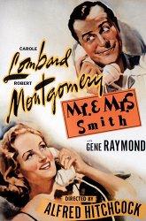 Постер Мистер и миссис Смит