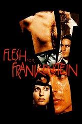 Постер Плоть для Франкенштейна