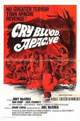 Постер Кровавые слезы апачей