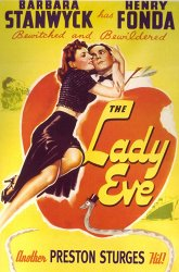Постер Леди Ева