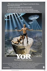 Постер Йор — охотник будущего