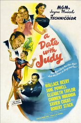 Постер Свидание с Джуди