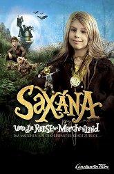 Постер Саксана в Стране чудес