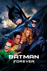 Постер Бэтмен III: Навсегда