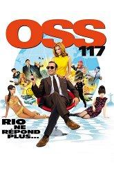 Постер Агент 117: Миссия в Рио
