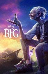Постер Большой и добрый великан