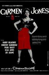 Постер Кармен Джонс
