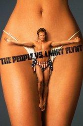 Постер Народ против Ларри Флинта