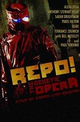 Постер Рипо! Генетическая опера