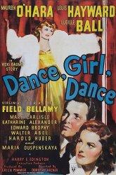 Постер Танцуй, девочка, танцуй