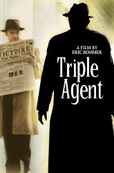 Постер Тройной агент