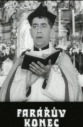 Постер Конец священника