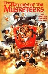 Постер Возвращение мушкетеров