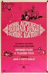 Постер Херб Элперт и тихуанская игра на духовых
