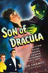 Постер Сын Дракулы