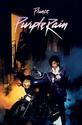 Постер Пурпурный дождь