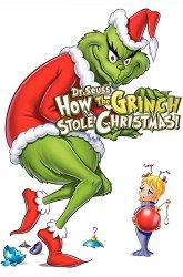 Постер Как Гринч украл Рождество