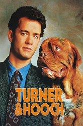 Постер Тернер и Хуч
