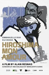 Постер Хиросима, любовь моя