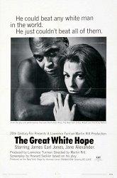 Постер Большая белая надежда