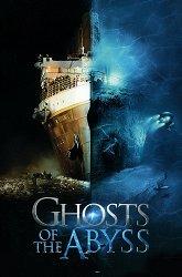 Постер Призраки бездны: Титаник