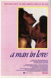 Постер Влюбленный мужчина
