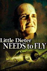 Постер Малыш Дитер должен летать