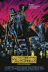 Постер Улицы в огне