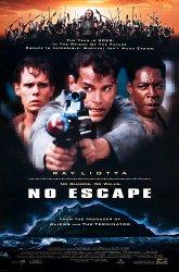 Постер Побег невозможен