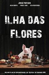 Постер Остров цветов