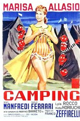 Постер Кемпинг