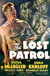 Постер Потерянный патруль