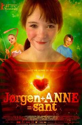 Постер Йорген + Анне = любовь