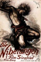 Постер Нибелунги: Зигфрид