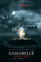 Постер Проклятие Аннабель: Зарождение зла
