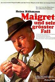 Самое громкое дело Мегрэ / Maigret und sein größter Fall