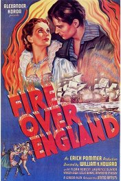 Пламя над Англией / Fire over England