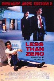 Меньше нуля / Less Than Zero