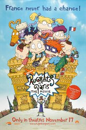 Карапузы в Париже / Rugrats in Paris: The Movie
