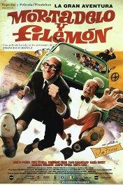 Приключения Мортадело и Филемона / La gran aventura de Mortadelo y Filemón