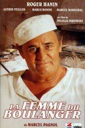 Жена булочника / La Femme du boulanger