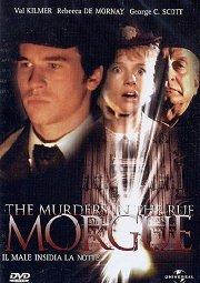 Постер Убийства на улице Морг