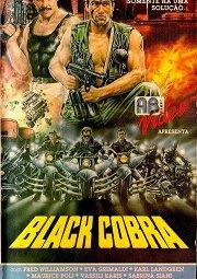 Постер Черная кобра