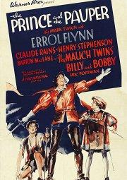 Постер Принц и нищий