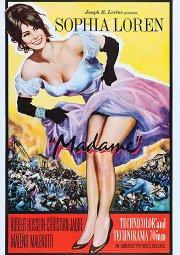 Постер Мадам Сан-Жен