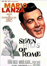 Постер Семь холмов Рима
