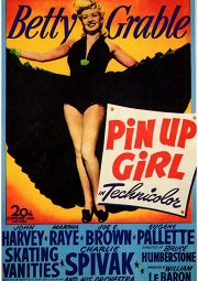 Постер Девушка с обложки
