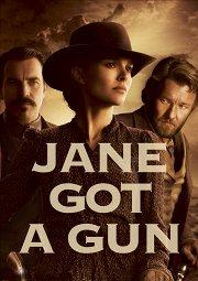 Постер Джейн берет ружье