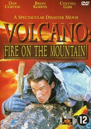 Постер Вулкан: Огненная гора