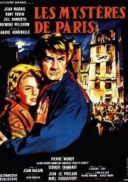 Постер Парижские тайны